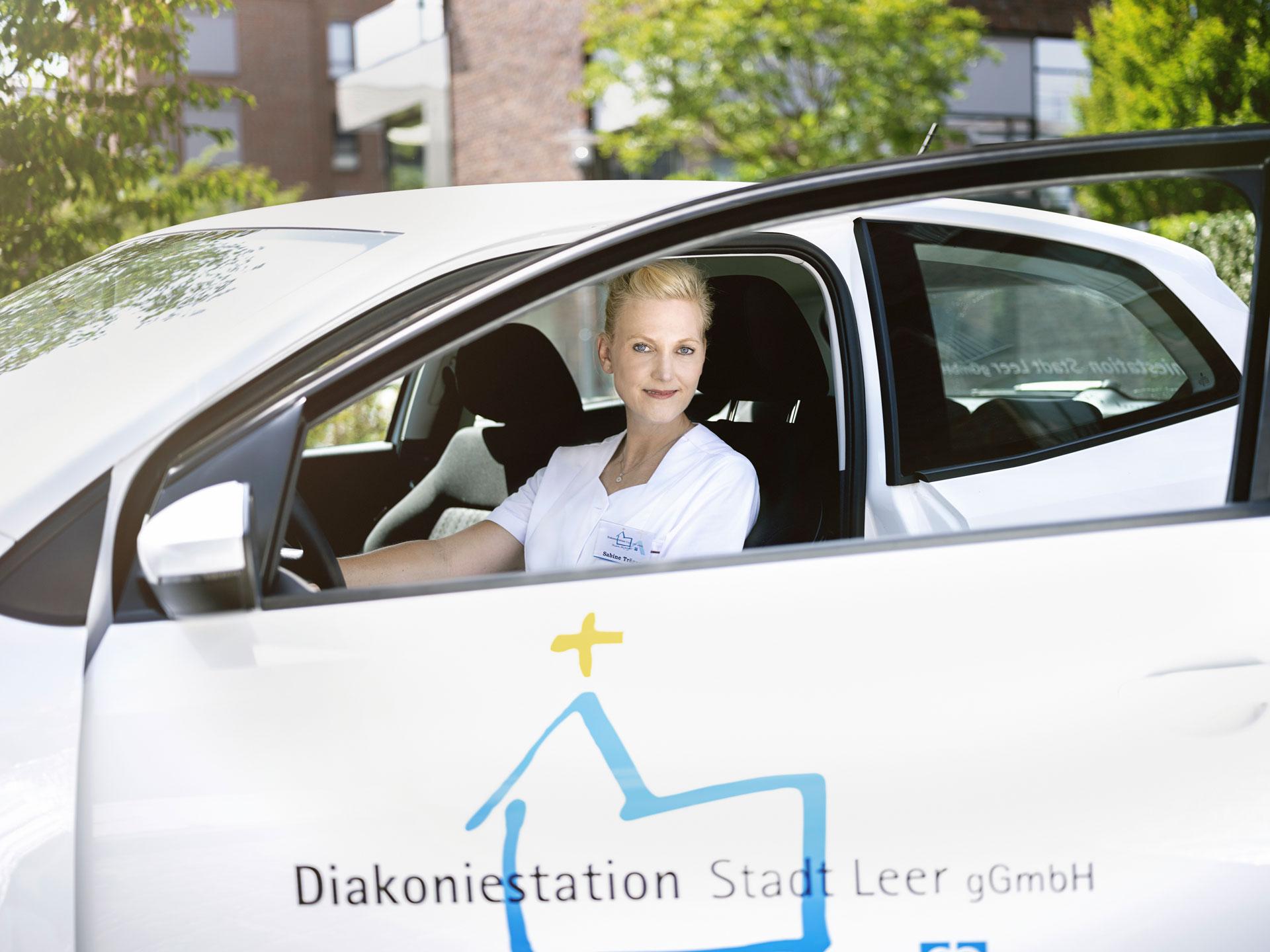 Fahrdienst Sabine Träger